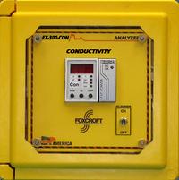 Foxcroft FX-300 Conductivity Transmitter Controller