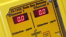 Gas Detectors, Chlorine Analyzers, Controllers