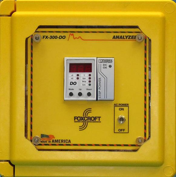 FX-300-DO dissolved oxygen monitor