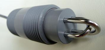 Foxcroft conductivity sensor resists fouling