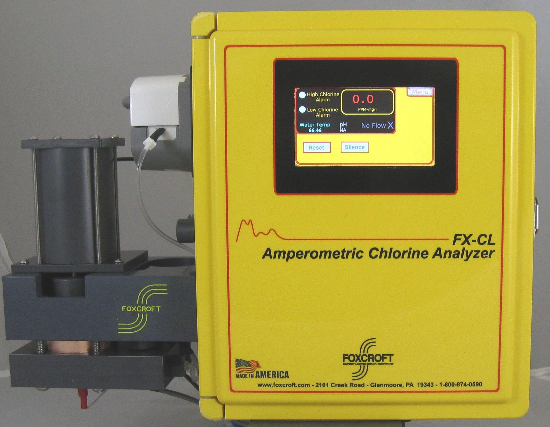 Foxcroft FX-CLv2 Amperometric Chlorine Analyzer.jpg