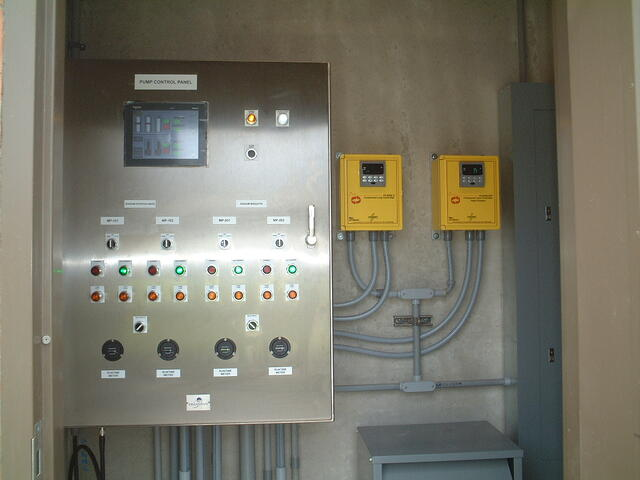 Foxcroft controllers