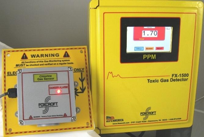 Foxcroft FX-1500v4CL2 chlorine gas detector.jpg
