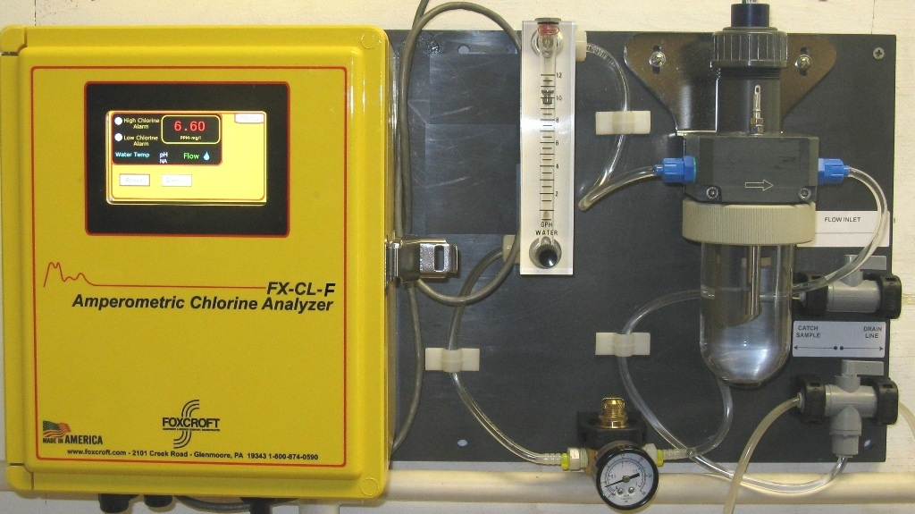 FX-CLF reagentless amperometric Free chlorine analyzer.jpg