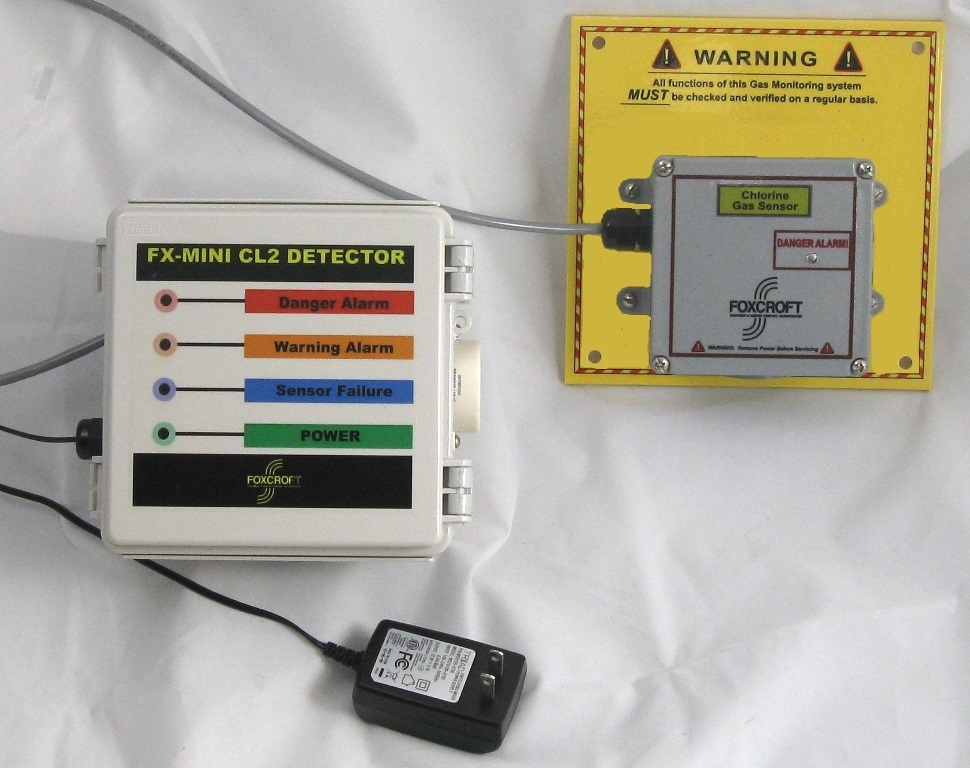 FX-Mini-R-C chlorine gas detector with remote controller .jpg