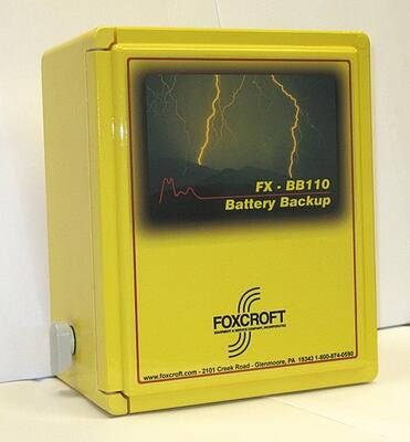 Foxcroft FXBB110 battery backup
