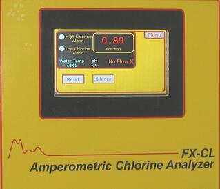 No flow alarm FX-CLv2 chlorine analyzer.jpg